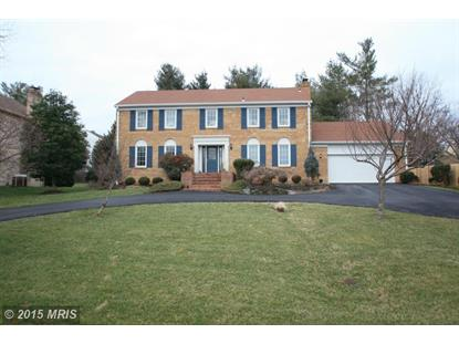 9604 PERSIMMON TREE RD Rockville, MD MLS# MC8517391