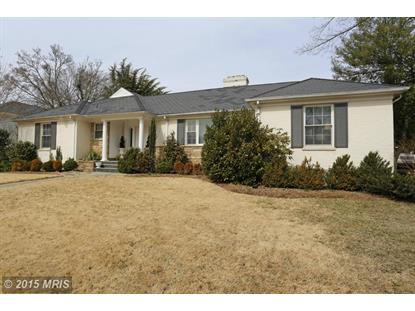5205 OAKLAND RD Chevy Chase, MD MLS# MC8526951