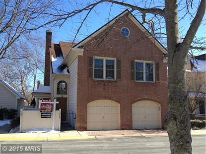 10809 LUXBERRY DR #16 Rockville, MD MLS# MC8542746