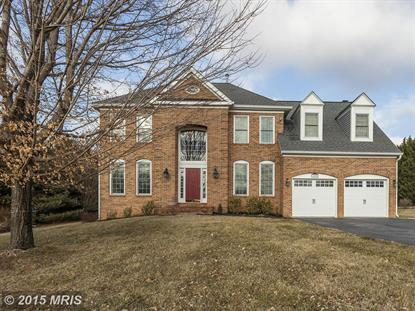 14825 KELLEY FARM DR Darnestown, MD MLS# MC8554049