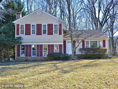 1536 WINDING WAYE LN Silver Spring, MD MLS# MC8556486