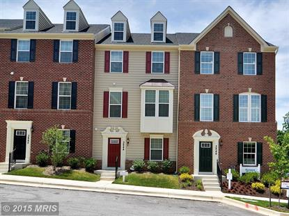 11700 EMERALD GREEN DR Clarksburg, MD MLS# MC8562586