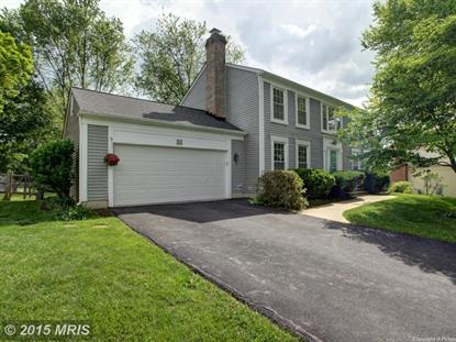 10 BEAUVOIR CT Derwood, MD MLS# MC8563995