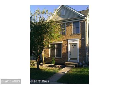 4423 BENDER CT Burtonsville, MD MLS# MC8580456