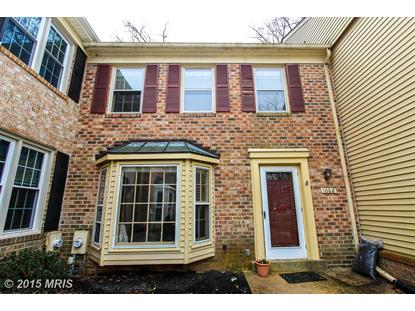 1008 WINDRUSH LN #22 Sandy Spring, MD MLS# MC8585902