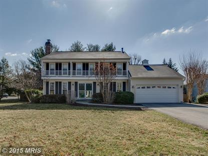 9 TUPELO CT Derwood, MD MLS# MC8590608