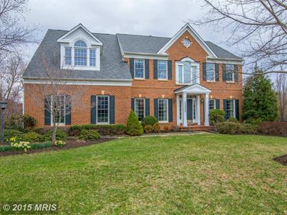 13805 GOLDEN FIELDS CT Darnestown, MD MLS# MC8597138