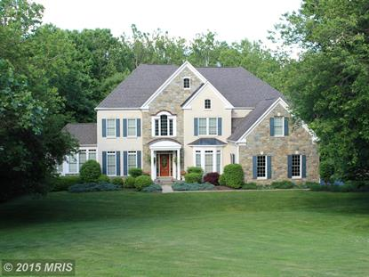 13801 GOLDEN FIELDS CT Darnestown, MD MLS# MC8605077