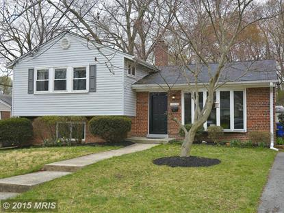 10308 INWOOD AVE Silver Spring, MD MLS# MC8605374
