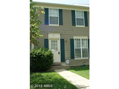 18 GRAVENHURST CT North Potomac, MD MLS# MC8649326