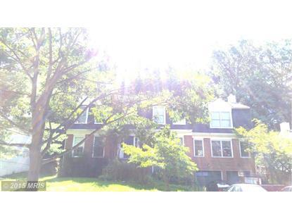 1716 HUTCHINSON LN Silver Spring, MD MLS# MC8690026