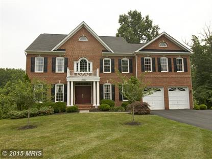 17501 CARLSON FARM CT Darnestown, MD MLS# MC8698639