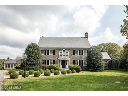 19016 ABBEY MANOR DR Brookeville, MD MLS# MC8710215