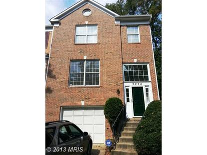 3826 BERLEIGH HILL CT Burtonsville, MD MLS# MC9003710