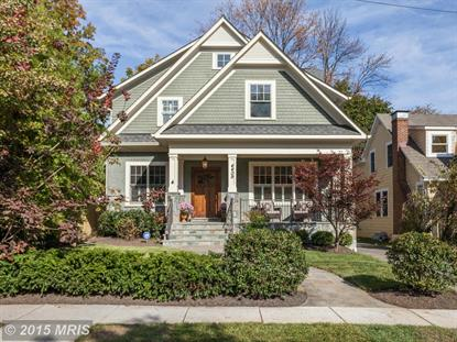 4409 RIDGE ST Chevy Chase, MD MLS# MC9505471