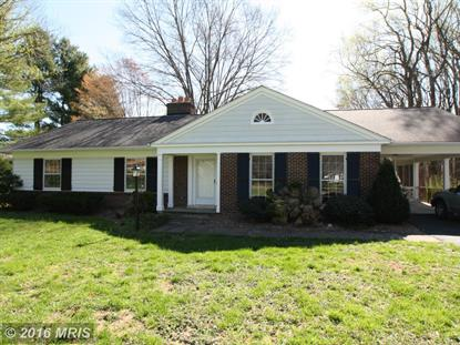15205 SPRING MEADOWS DR Darnestown, MD MLS# MC9610817