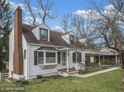 9914 CAPITOL VIEW AVE Silver Spring, MD MLS# MC9614377