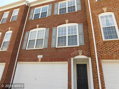 1645 TREETOP VIEW TER Silver Spring, MD MLS# MC9621921