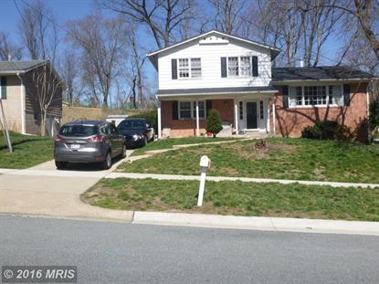 13004 TAMARACK RD Silver Spring, MD MLS# MC9622107