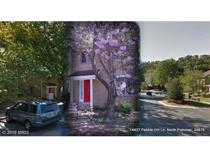 14437 PEBBLE HILL LN North Potomac, MD MLS# MC9639628