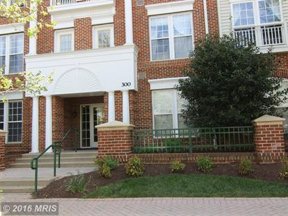 300 KING FARM BLVD #404 Rockville, MD MLS# MC9641145