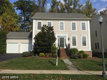 805 STILL CREEK LN Gaithersburg, MD MLS# MC9641816