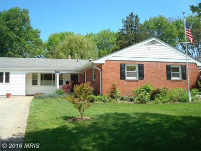 1811 FRANWALL AVE Silver Spring, MD MLS# MC9652455