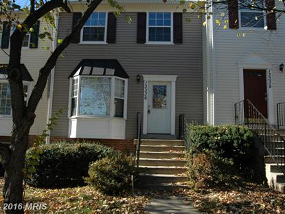 13336 BAYBERRY DR #3 Germantown, MD 20874 MLS# MC9822990
