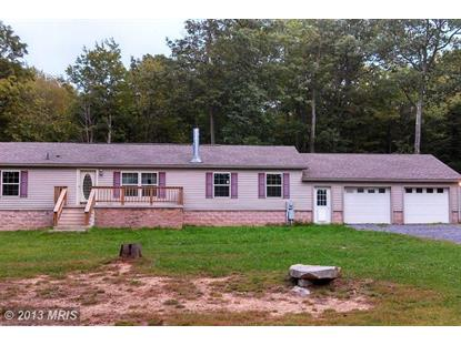 78 PINNACLE Elk Garden, WV MLS# MI8186638