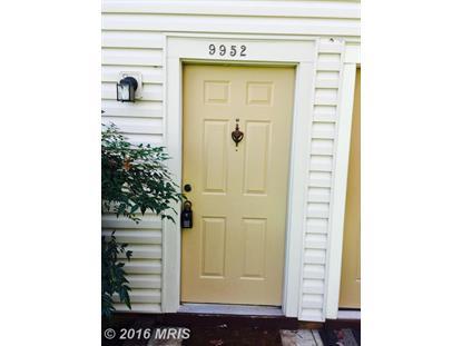 9952 GRAPEWOOD CT #9952 Manassas, VA MLS# MN9520314