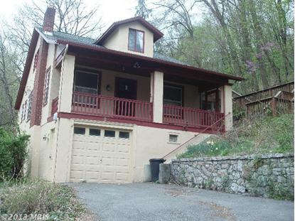 2 WARREN ST, Berkeley Springs, WV