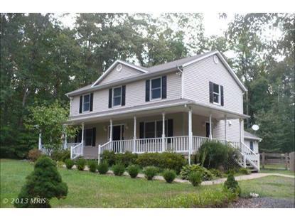 8439 SWAN WOODS RD, Rhoadesville, VA