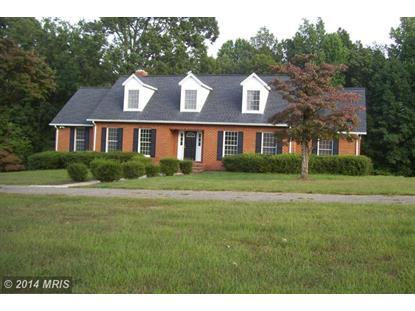 8663 OLD RAPIDAN RD Orange, VA MLS# OR8461327