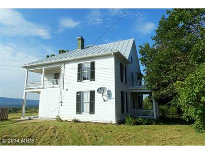 502 HAMBURG RD Luray, VA MLS# PA8387325