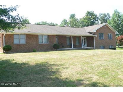 419 PEACH ORCHARD RD Luray, VA MLS# PA8475577
