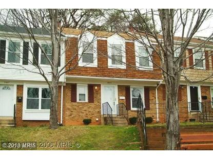 7005 WOODSTREAM TER Lanham, MD MLS# PG8183775