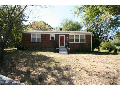8117 JORDAN PARK BLVD District Heights, MD MLS# PG8194239