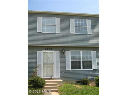 7847 MICHELE DR Hyattsville, MD 20785 MLS# PG8200143