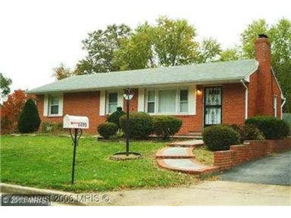 2115 SPRINGHOLLY DR District Heights, MD MLS# PG8220947