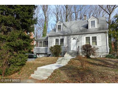 2206 SHADYSIDE AVE Suitland, MD MLS# PG8250132