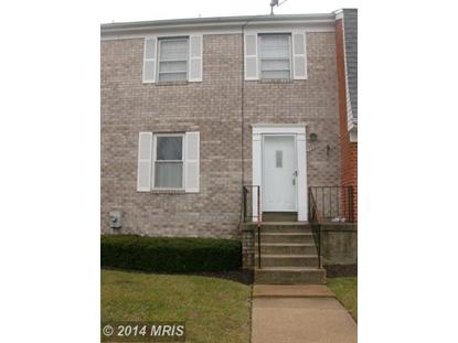 7233 CROSS ST District Heights, MD MLS# PG8251068