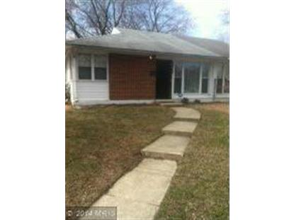 2402 MATTHEW HENSON AVE Landover, MD 20785 MLS# PG8252141