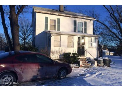 4651 LAMAR AVE Suitland, MD MLS# PG8259161