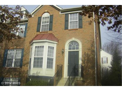 9922 GREENSPIRE WAY Bowie, MD MLS# PG8268700