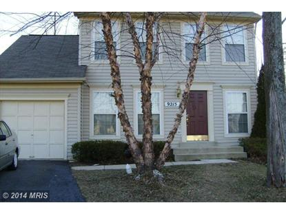 9215 DRAWBRIDGE CT Clinton, MD MLS# PG8274304