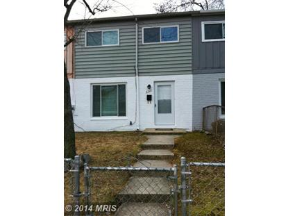 6709 VERMONT CT Hyattsville, MD 20785 MLS# PG8284843