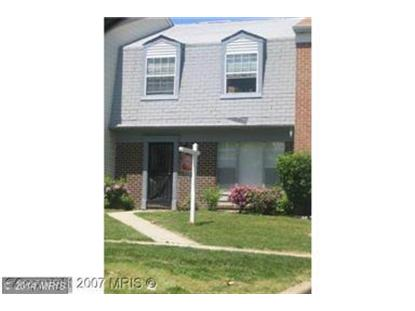 7708 NALLEY CT Hyattsville, MD 20785 MLS# PG8285599