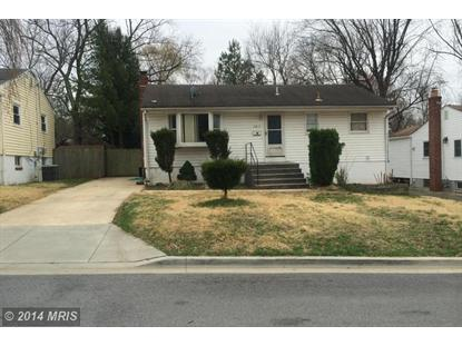 5611 SEMINOLE ST Berwyn Heights, MD MLS# PG8310707