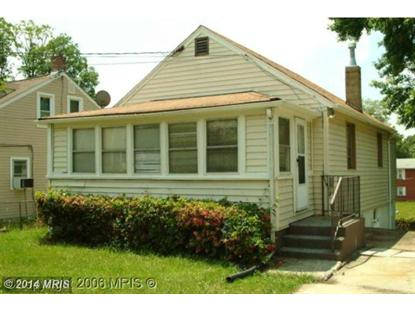 3407 RANDALL RD Suitland, MD MLS# PG8313233
