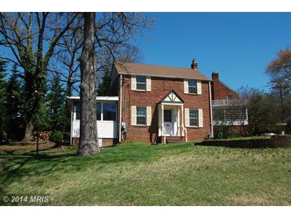 2801 63RD AVE Cheverly, MD 20785 MLS# PG8314469